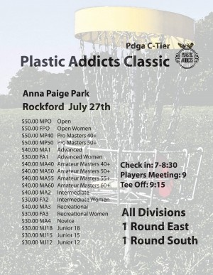 The Return of the Plastic Addicts Classic! graphic