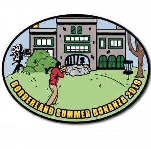 2019 Borderland Summer Bonanza - Sponsored by Discmania graphic