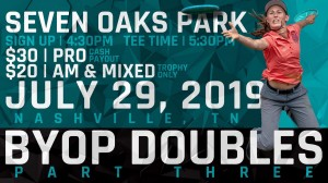 BYOP Doubles with Paige Pierce Part 3 graphic