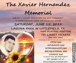 The Xavier Hernandez Memorial graphic