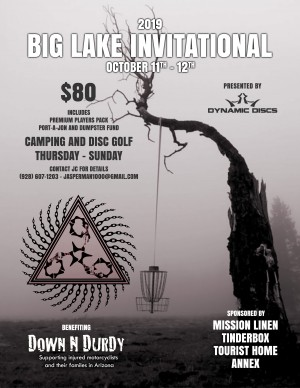 Big Lake Invitational 2019 graphic