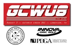 GCWU: 'The Ocho' - Presented by LDGA + Driven by Innova graphic