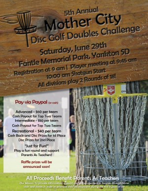 5th Annual Mother City Doubles Challenge graphic