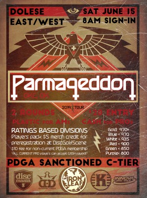 Parmageddon OKC graphic