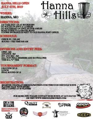 Hanna Hills Open graphic