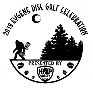 Eugene Disc Golf Celebration graphic