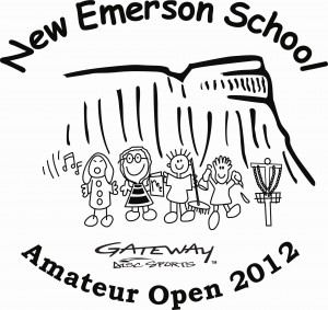 New Emerson Amateur Open graphic