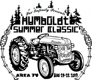 Latitude 64 and Par Infinity Present: The Humboldt Summer Classic graphic