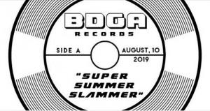 Super Summer Slammer 10 sponsored by Dynamic Discs graphic