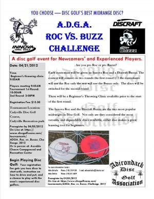 A.D.G.A. Roc vs Buzzz Challenge graphic