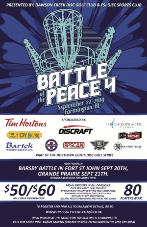 Battle of the Peace 4 graphic