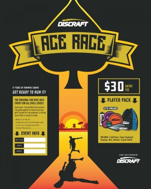 6th Annual Mine Kill Ace Race graphic