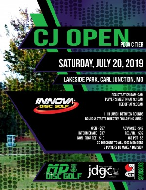 CJ Open 2019 graphic