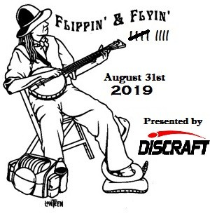 Flippin' and Flyin' 9 presented by Discraft graphic