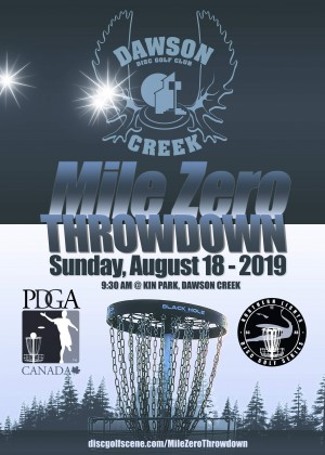 Mile Zero Throwdown graphic