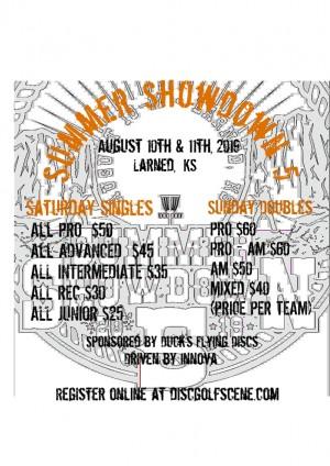 Summer Showdown 5 (Doubles) graphic