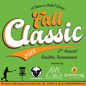 Discs-n-Dabs™: Fall Classic graphic