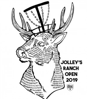 2019 Jolley's Ranch Open graphic