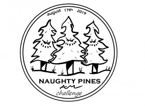 Naughty Pines Am Challenge graphic