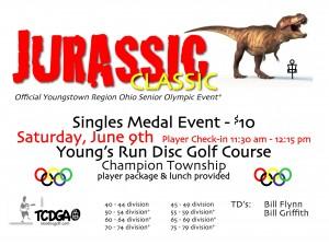 Jurassic Classic graphic