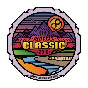 2nd Annual Infinite Discs Red Rock Classic graphic
