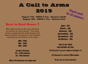 A CALL TO ARMS - Part 1 graphic