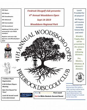 Woodsboro Open graphic