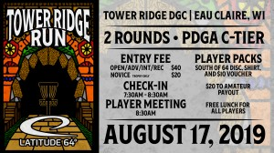 Tower Ridge Run presented by Latitude 64 & CVDGO graphic