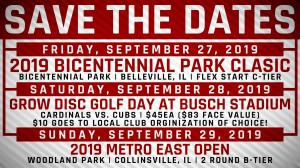 2019 Bicentennial Park Classic graphic