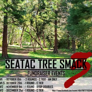 Tree Smack 3 FUNdraiser #1 graphic