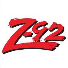 Z-92/Craig Evans Disc Golf Tournament graphic