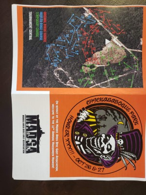 33rd Annual Halloween Howler Presented by Innova Disc graphic