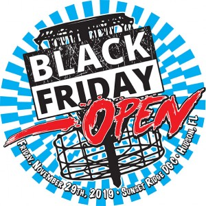 Sun King presents Black Friday Open 2019 graphic