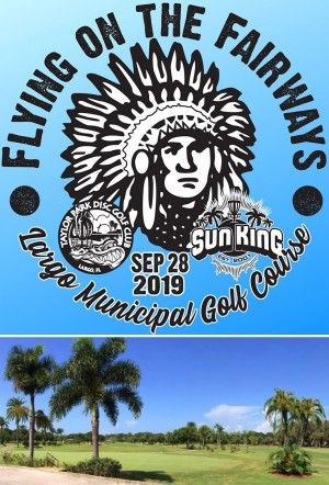 Sun King presents Flying On The Fairways graphic