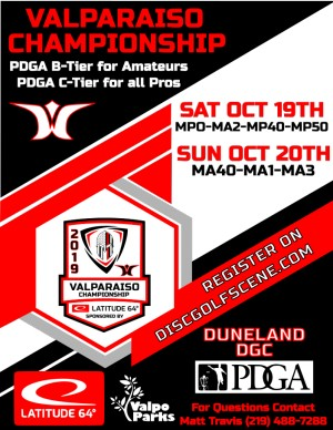 The Valparaiso Championship Sponsored by Latitude 64 (Sunday) graphic