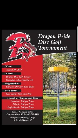 Dragon Pride Disc Golf graphic