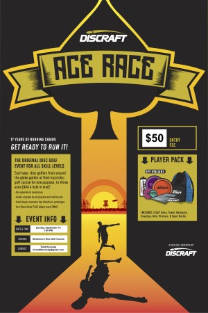 Strathmore Ace Race 2019 graphic