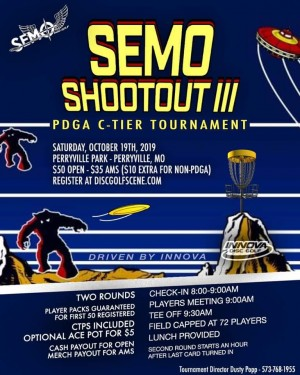 SEMO Shootout III graphic