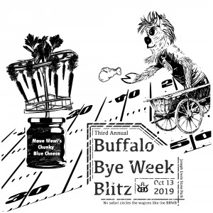 3rd Annual Buffalo Bye Week Blitz graphic