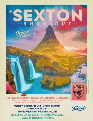 Sexton Shootout at SDG graphic