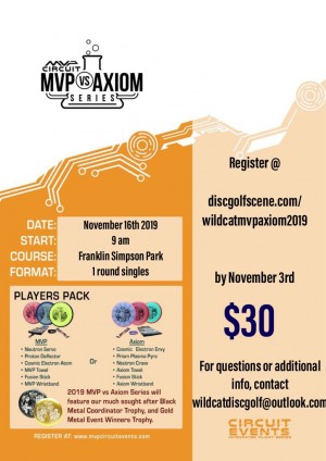 Wildcat MVP vs Axiom Challenge graphic