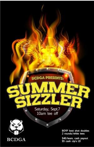 Summer Sizzler graphic