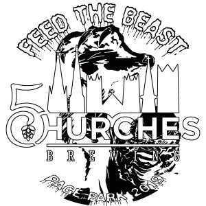 Feed the Beast Presented By Five Churches Brewing - Driven By Innova graphic