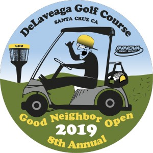 8th Annual GOOD NEIGHBOR OPEN, Driven by Innova graphic