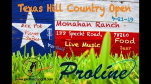 Texas Hill Country Open graphic