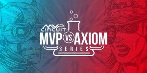 2019 MVP vs Axiom Des Moines IA ( Best Shot Doubles ) graphic