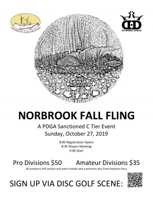 Norbrook Fall Fling graphic