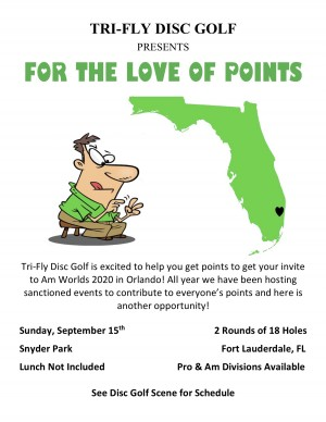 For the Love of Points graphic
