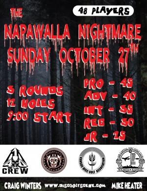 Napawalla Nightmare graphic
