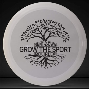 Rent-2-Own Grow the sport doubles! graphic